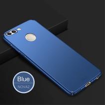 Hardcase Hoesje Huawei Nova 2 - Blauw