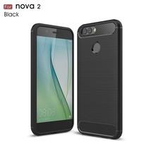TPU Hoesje Huawei Nova 2 - Zwart