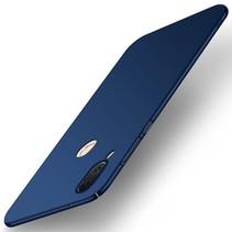 Hardcase Hoesje Huawei P20 Lite - Blauw