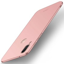 Hardcase Hoesje Huawei P20 Lite - Rose Goud