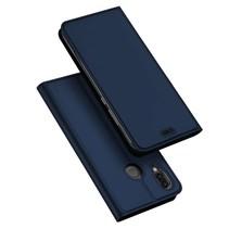 Booktype Hoesje Huawei P20 Lite - Blauw