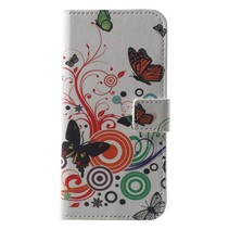 Booktype Hoesje Huawei P20 Lite - Vlinders