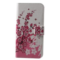 Booktype Hoesje Huawei P20 Lite - Bloesem