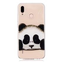 TPU Hoesje Huawei P20 Lite - Panda