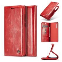 Booktype Hoesje Huawei P20 Pro - Rood