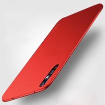 TPU Hoesje Huawei P20 Pro - Rood