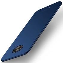 Hardcase Hoesje Motorola Moto G6 - Blauw