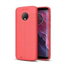 TPU Hoesje Motorola Moto G6 - Rood