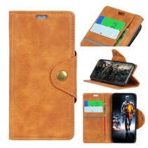 Booktype Hoesje Motorola Moto E5 / G6 Play - Oranje