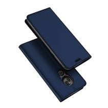 Booktype Hoesje Motorola Moto E5 / G6 Play - Blauw