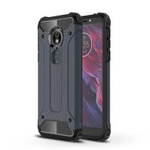 Hybrid Hoesje Motorola Moto E5 / G6 Play - Blauw
