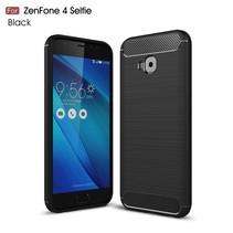 TPU Hoesje Asus Zenfone 4 Selfie Pro - Zwart