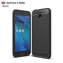 TPU Hoesje Asus Zenfone 4 Selfie - Zwart