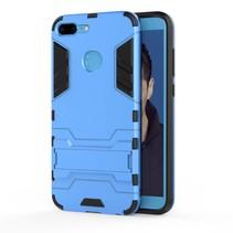 Hybrid Hoesje Honor 9 Lite - Blauw
