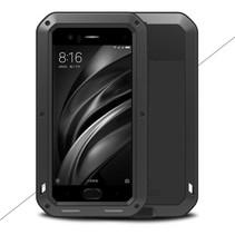 Fullcover Hoesje Xiaomi Mi 6 - Zwart