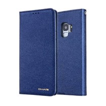 Booktype Hoesje Samsung Galaxy S9 - Blauw
