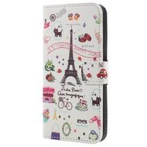 Booktype Hoesje Samsung Galaxy S9 - Eiffeltoren