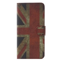 Bookstyle Hoesje Samsung Galaxy S9 - Britse Vlag