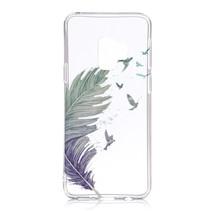TPU Hoesje Samsung Galaxy S9 - Veer en Vogels