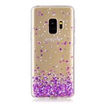 Transparant TPU Hoesje Samsung Galaxy S9 - Hartjes