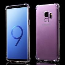 Clear TPU Hoesje Samsung Galaxy S9