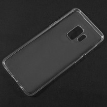 Transparent TPU Hoesje Samsung Galaxy S9