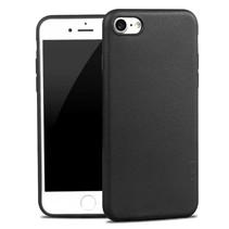 Guardian Series Mat TPU Hoesje iPhone 7 / 8 - Zwart
