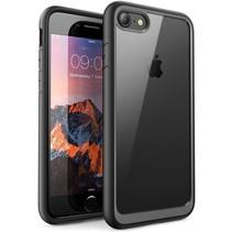 Stevig Hybrid Hoesje iPhone 7 / 8 - Zwart