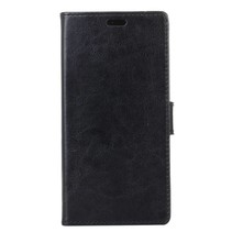 Glad Booktype Hoesje Samsung Galaxy Note 8 - Zwart