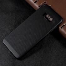 Hardcase Hoesje Samsung Galaxy S8 Plus - Zwart