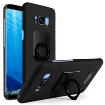 Ring Hoesje Samsung Galaxy S8 Plus - Zwart