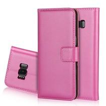 Booktype Hoesje Samsung Galaxy S8 Plus - Roze