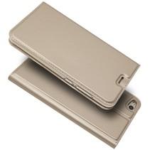 Magneet Booktype Huawei P8 Lite (2017) / Honor 8 Lite - Goud