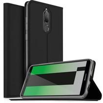Booktype Hoesje Huawei Mate 10 Lite - Zwart