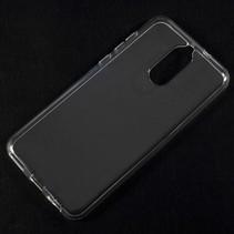 Transparant TPU Hoesje Huawei Mate 10 Lite - Transparant