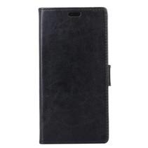 Glad Booktype Hoesje Huawei Mate 10 Pro - Zwart