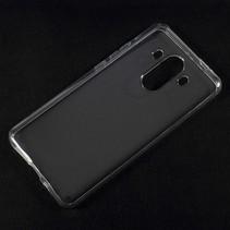 Transparant TPU Backcover Hoesje Huawei Mate 10 Pro