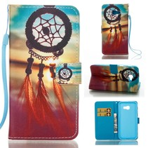 Booktype Hoesje Samsung Galaxy A5 (2017) - Dreamcatcher