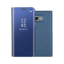 Spiegel Venster Booktype Hoesje Samsung Galaxy A5 (2017) - Blauw