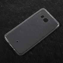 Ultradun Transparant TPU Hoesje HTC U11