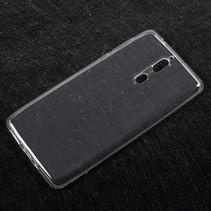 Transparant TPU Hoesje Nokia 8