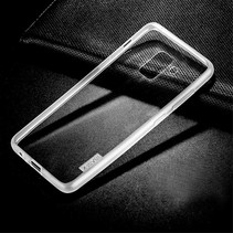 TPU Hoesje Samsung Galaxy A8 (2018) - Transparant