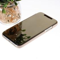 Booktype Hoesje iPhone Xr - Goud