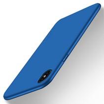 X-level Hardcase Hoesje iPhone Xr - Blauw