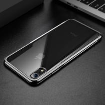 Baseus TPU Hoesje iPhone Xr - Zwart
