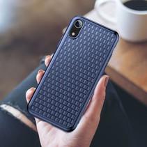 Baseus TPU Hoesje iPhone Xr - Blauw
