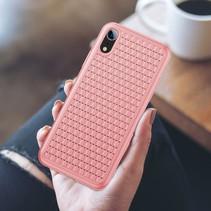 Baseus TPU Hoesje iPhone Xr - Roze