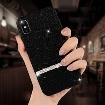 Sulada TPU Hoesje iPhone Xr - Zwart