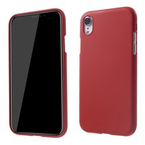 Mercury Hoesje iPhone Xr - Rood