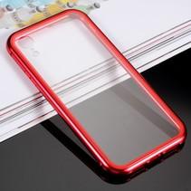 Bumper Hoesje iPhone Xr - Rood